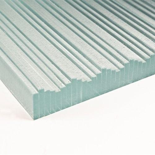 stax beamz low iron glass corner