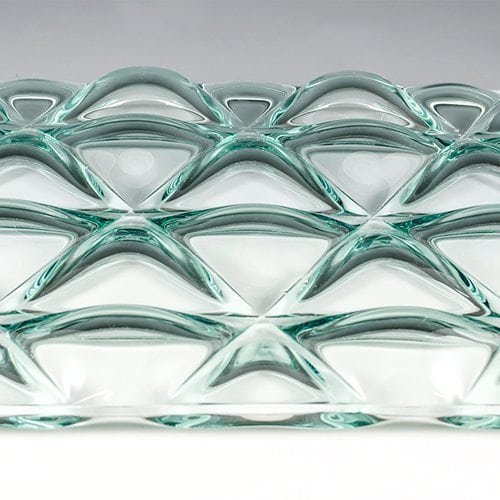 Triangle Glass flat