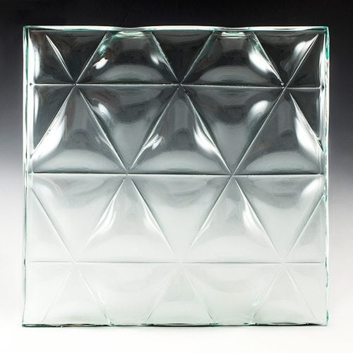 Triangle Glass front
