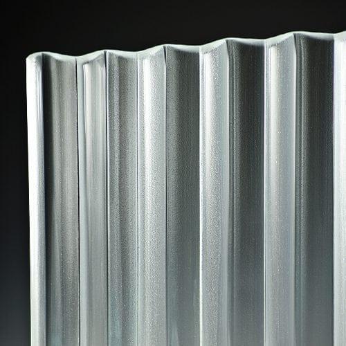 veer satin glass corner