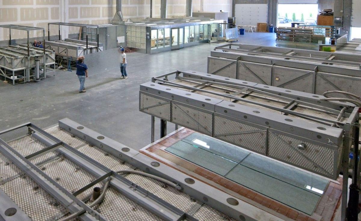 glass business info