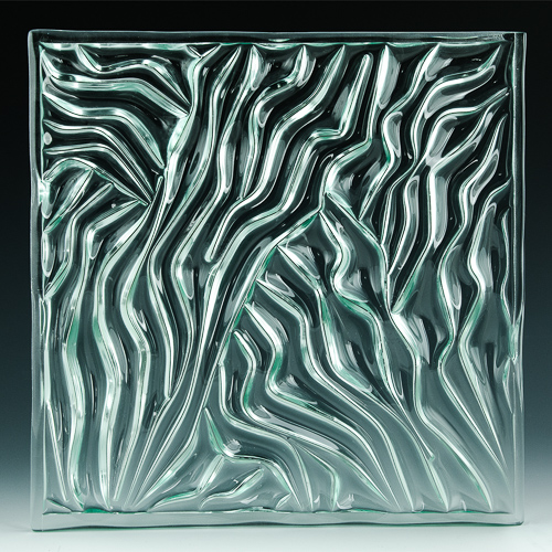 Grooves Architectural Cast Glass 2