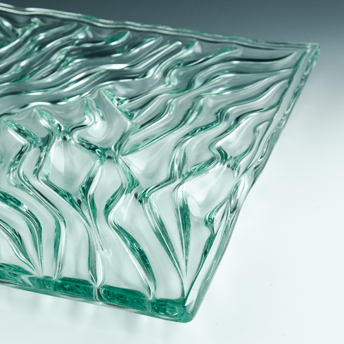 Grooves Architectural Cast Glass 4