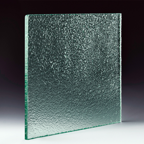 Crush Textured Glass Side