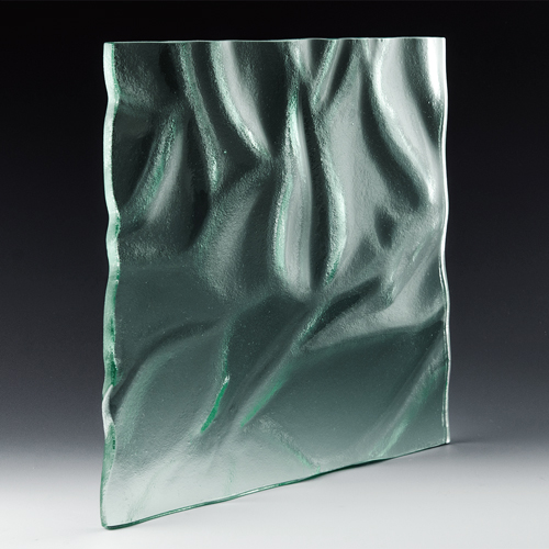 Dunes Textured Glass Side