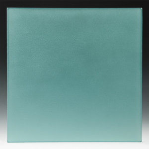 Teal Haze Glass