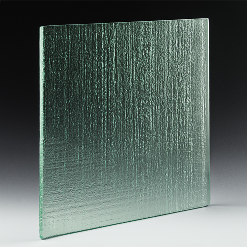 Linen Low Iron Textured Glass 1