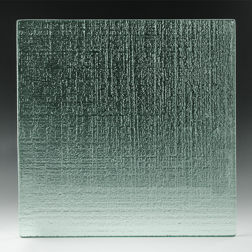 Linen Textured Glass 2
