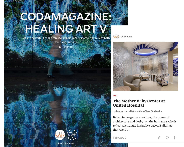 CODAmagazine | The Mother Baby Center at United Hospital