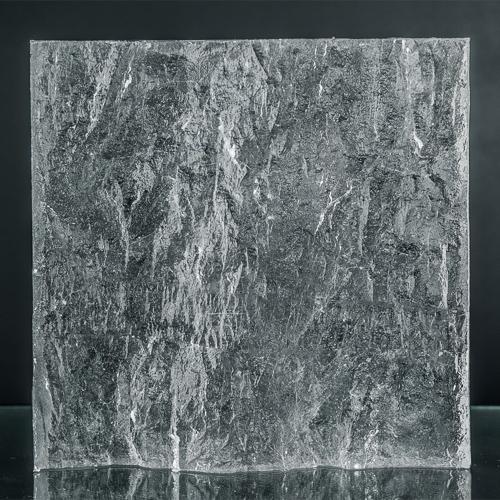Crystalline Granit Textured Glass Front