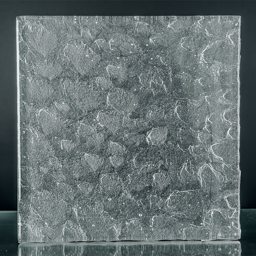 Crystalline Rocky Mountain Glass Front 1