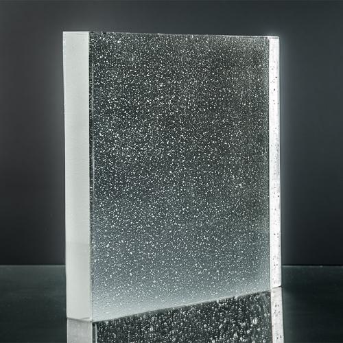 Crystalline Natural Glass side