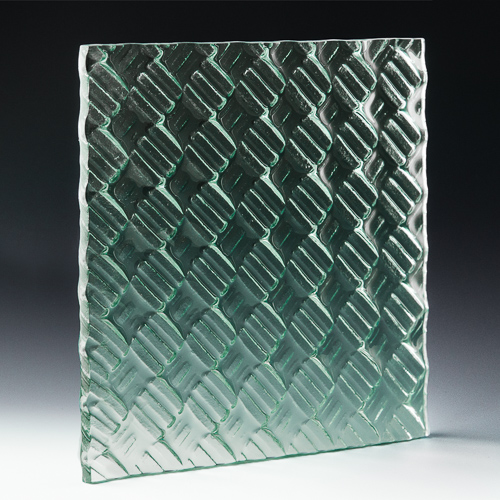 Treo Textured Glass angle