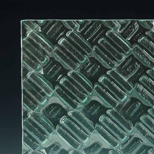 Treo Textured Glass corner