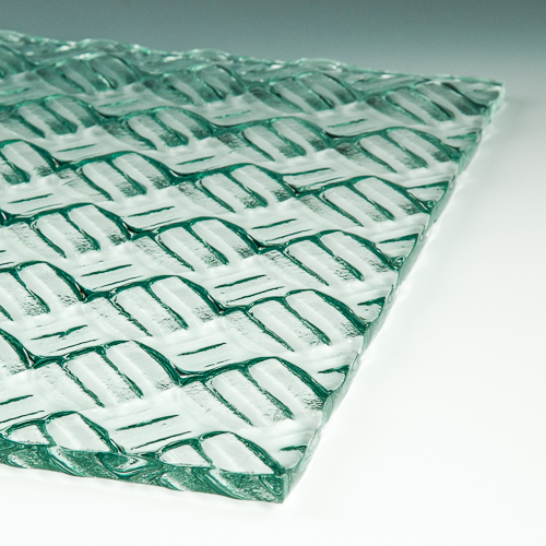 Treo Textured Glass flat