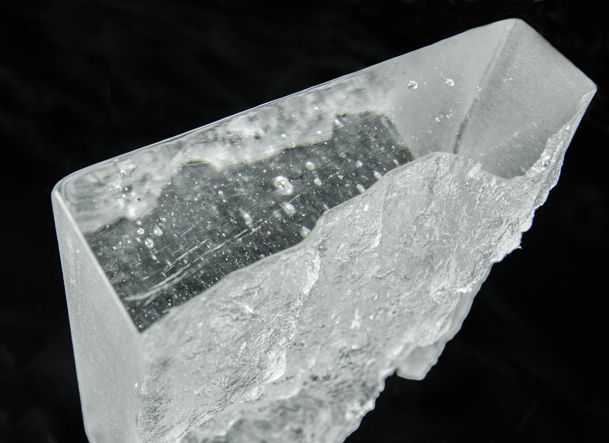 Flow Kiln Formed Glass