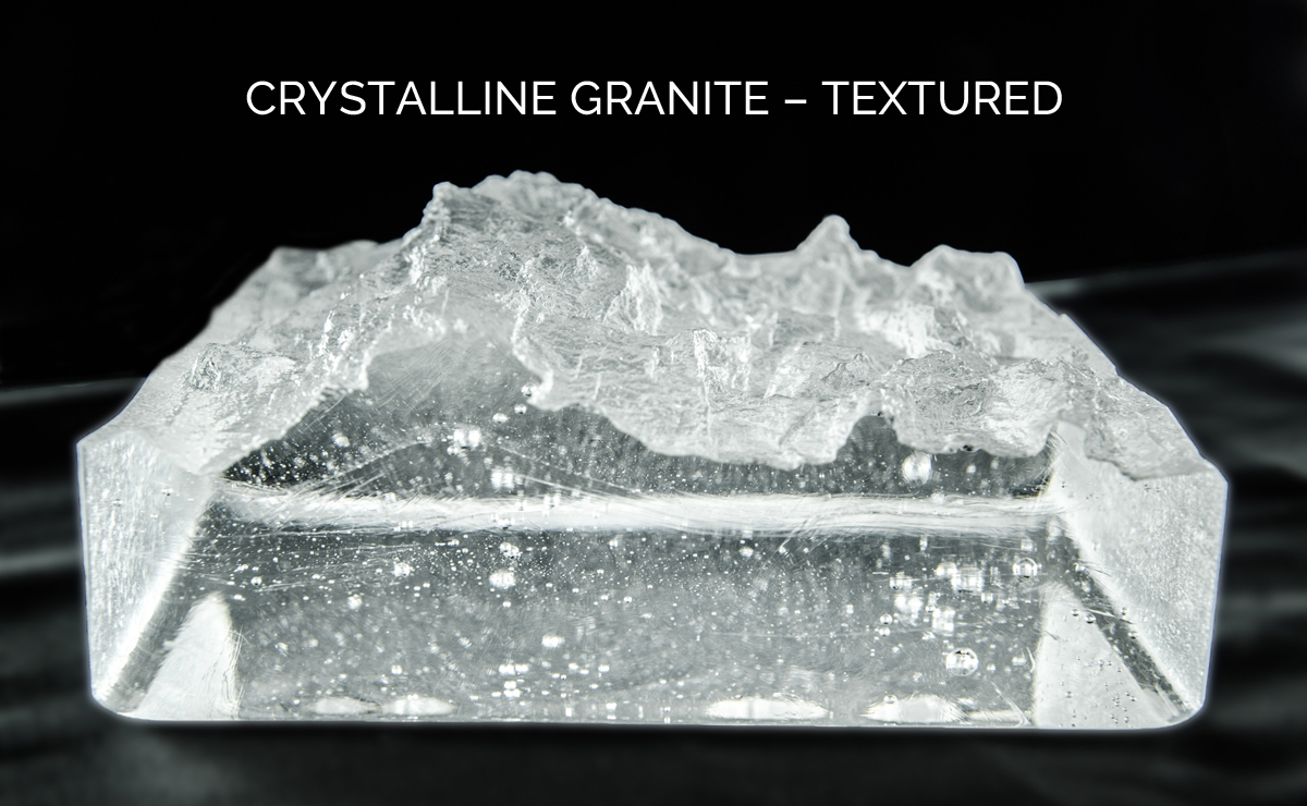 Crystalline Granite cover
