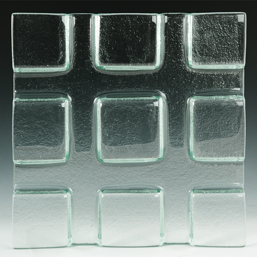 Impression Textured Glass front