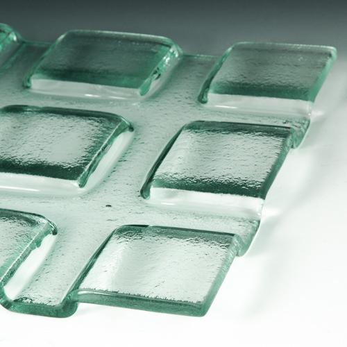 Impression Textured Glass flat