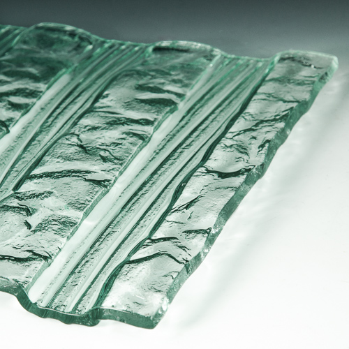 Reedrock Textured Glass flat