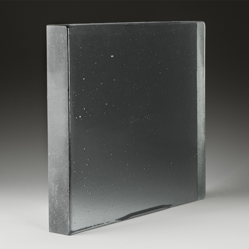 Molten Glass Grey side