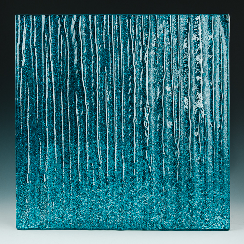 Crystal Cascade XL Aqua Blue