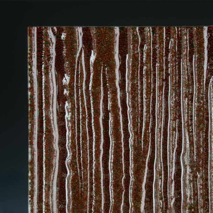 Crystal Cascade XL Copper corner
