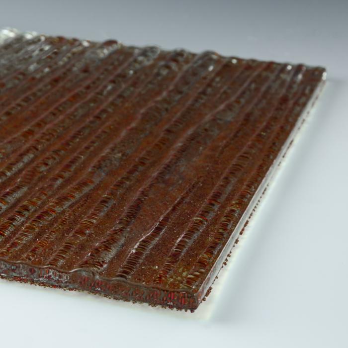 Crystal Cascade XL Copper flat