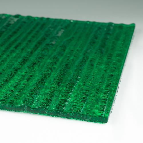 Crystal Cascade XL Green flat