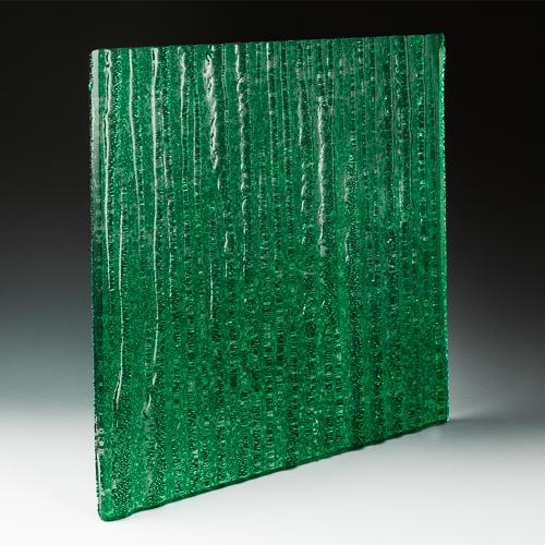 Crystal Cascade XL Green side
