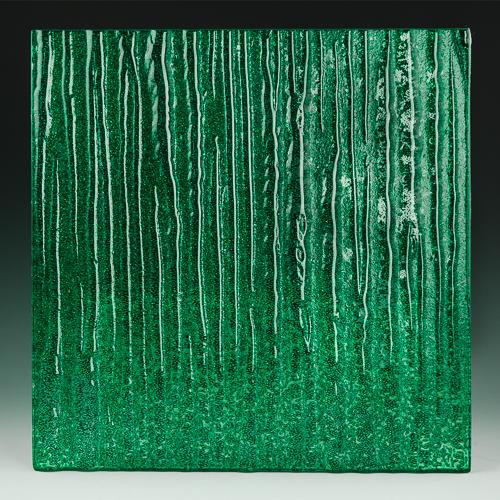 Crystal Cascade XL Green front