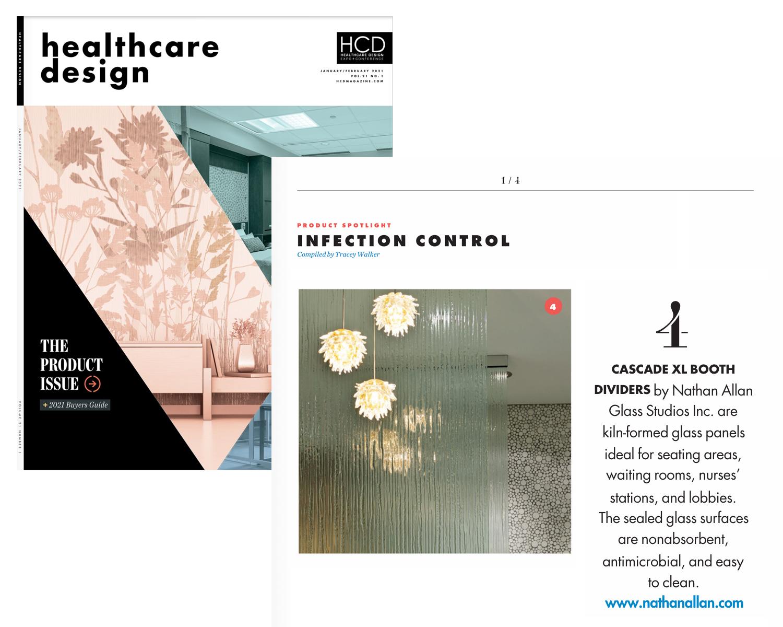 Healthcare Design | Cascade XL