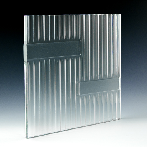 Channel Impressions Glass Side