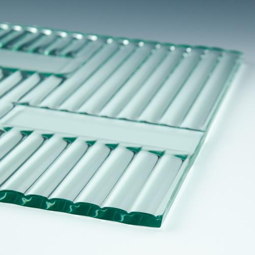 Channel Impressions Glass Flat