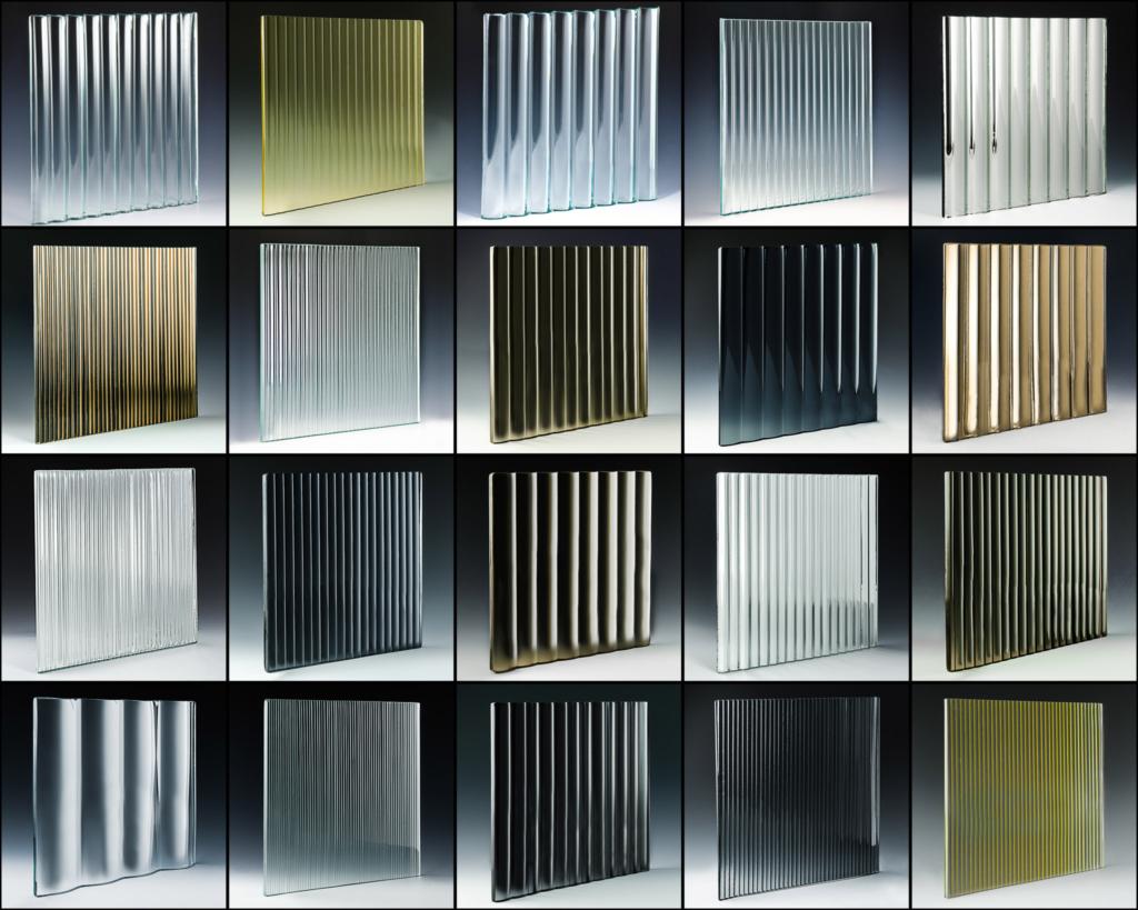 CastGlass Profile glass CastGlass Profile Monolithic glass